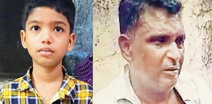 11-year-old Indian Boy Stops Thief Stealing from his Mother f