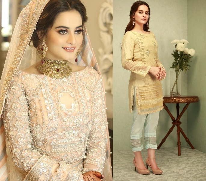 20 Pakistani Actresses who are Fashion and Style Icons - Aiman Khan