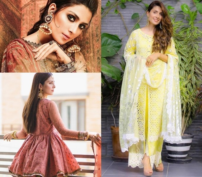 20 Pakistani Actresses who are Fashion and Style Icons - Ayeza Khan