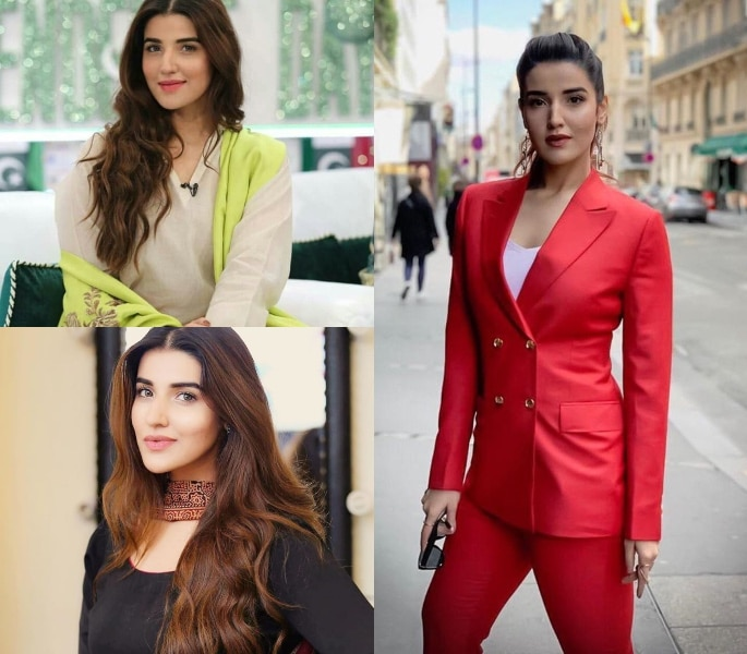 20 Pakistani Actresses who are Fashion and Style Icons - Hareem Farooq