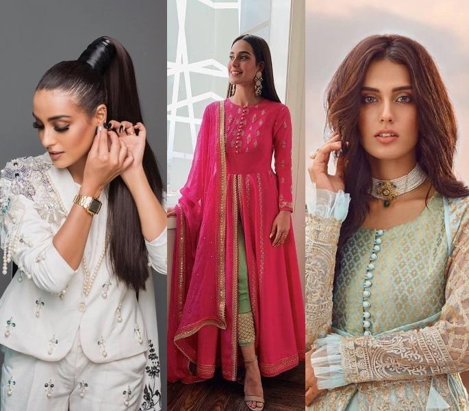 20 Pakistani Actresses who are Fashion and Style Icons - Iqra Aziz