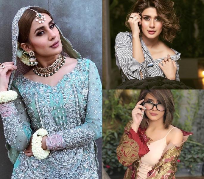 20 Pakistani Actresses who are Fashion and Style Icons - Kubra Khan