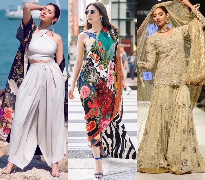 20 Pakistani Actresses who are Fashion and Style Icons - Mahira Khan