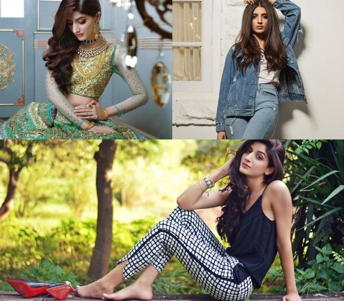 20 Pakistani Actresses who are Fashion and Style Icons - Mawra Hocane
