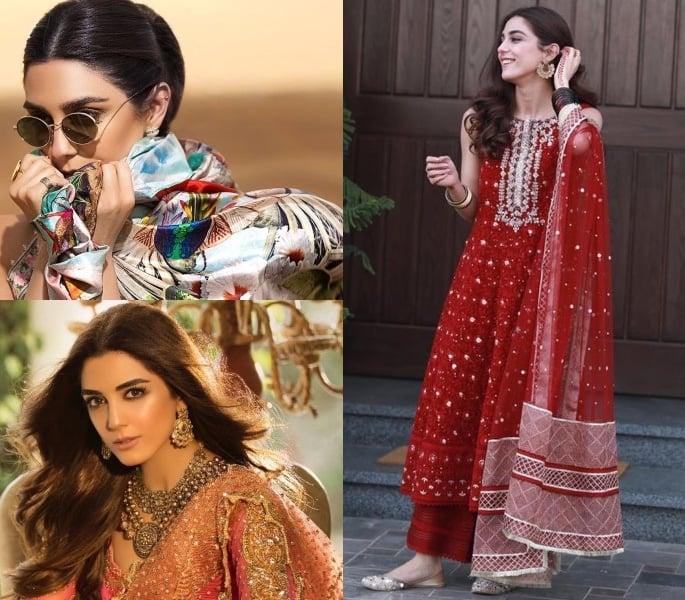 20 Pakistani Actresses who are Fashion and Style Icons - Maya Ali