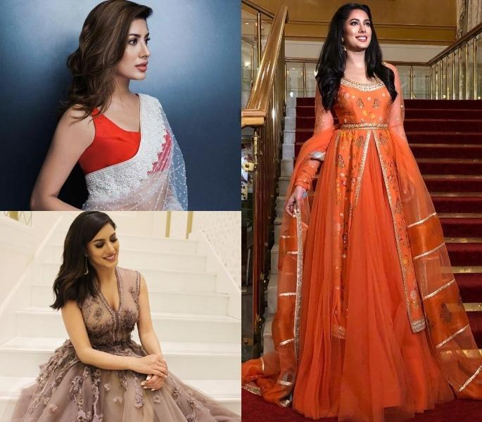 20 Pakistani Actresses who are Fashion and Style Icons - Mehwish Hayat