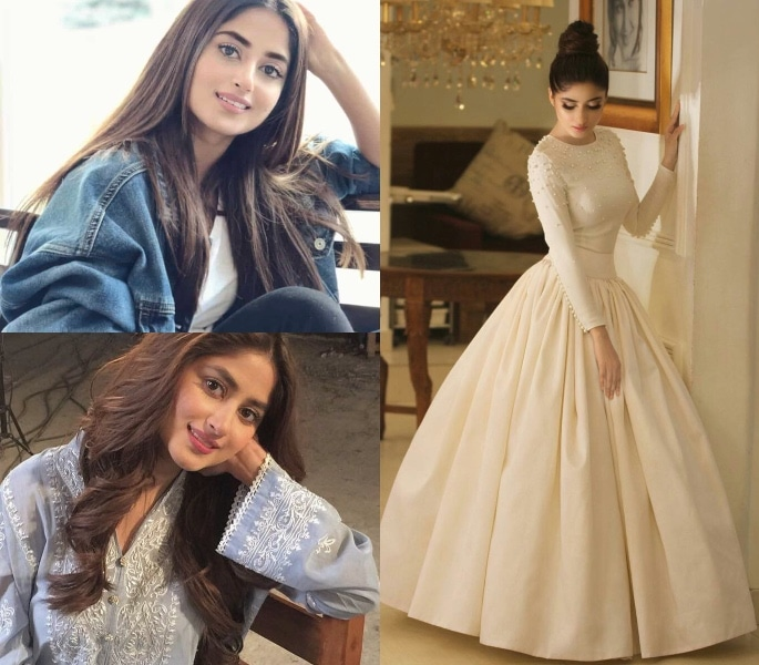 20 Pakistani Actresses who are Fashion and Style Icons - Sagal Ali