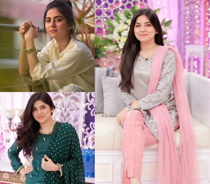 20 Pakistani Actresses who are Fashion and Style Icons - Sanam Baloch