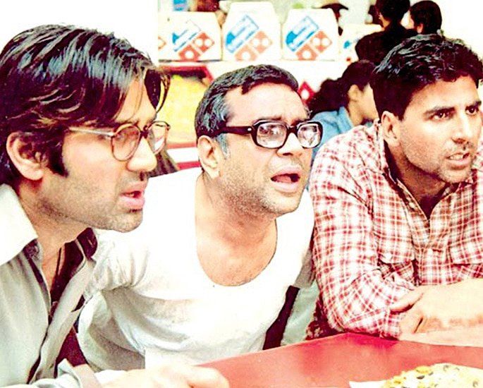 5 Top British Inspired Bollywood Films To Watch - Phir Hera Pheri