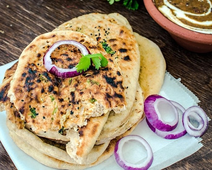 7 Naan Recipes which can be Made at Home - paneer
