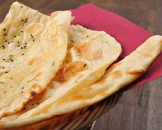 7 Naan Recipes which can be Made at Home - plain