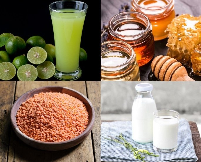 7 Ways to Reduce Hyperpigmentation - red lentils