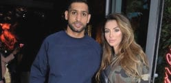 Amir Khan and Faryal Makhdoom expecting Third Child