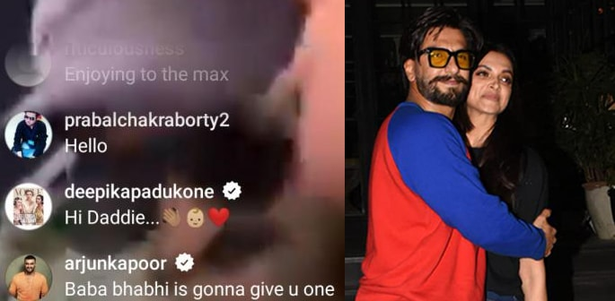 Are Deepika and Ranveer expecting Their First Child f