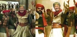 Bollywood Donald Trump Video takes on Ranveer Singh f