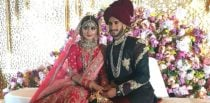 Cricketer Hasan Ali and Shamia Arzoo get Married in Dubai f