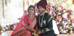 Cricketer Hasan Ali and Shamia Arzoo get Married in Dubai