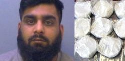 Drug Dealer jailed for Importing £350k Heroin in Clothes