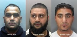 Drugs Gang jailed for Importing £2.49m Heroin from Pakistan