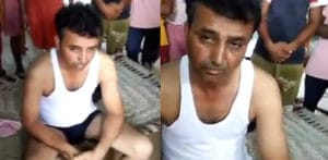 Drunk and 'Naked' Indian Teacher exposed by Villagers f