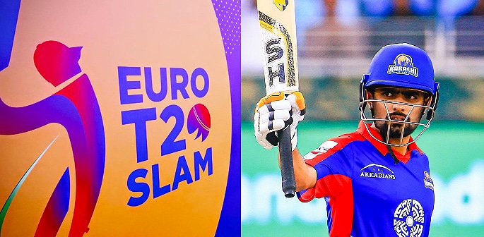 Euro T20 Slam Cricket 2019: Season 1