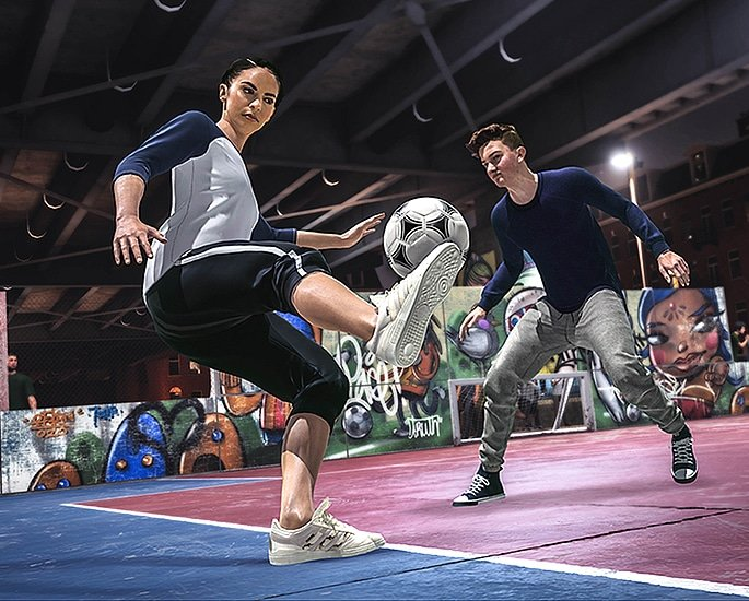 FIFA 20 What the Upcoming Release Offers - volta