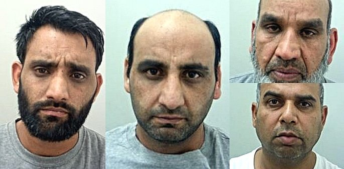 Four Men convicted of Murdering Dad with Axe and Machete f