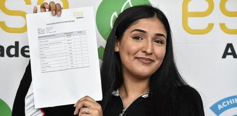 GCSE Student offered Job if She studies Physics at University f