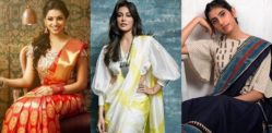 Gorgeous Saree Fashion Trends for 2020