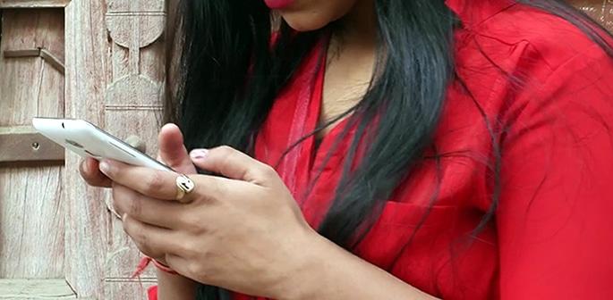 Indian Girl arrested for Sending Obscene Facebook Messages f