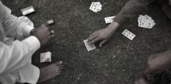 Indian Man Gambles Wife Away and lets Friends Gangrape Her