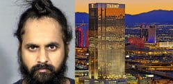 Indian Man charged for Sexual Assault in US Trump Hotel