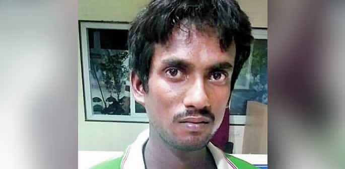 Indian Man to Hang for Murder and Rape of Infant Girl f