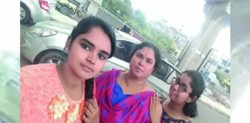 Indian Wife & Teen Daughters commit Suicide blaming Husband
