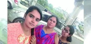 Indian Wife & Teen Daughters commit Suicide blaming Husband f