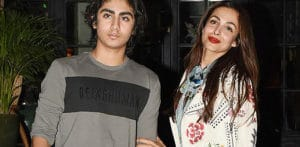 Is Malaika Arora's son Arhaan Khan ready for Bollywood f.