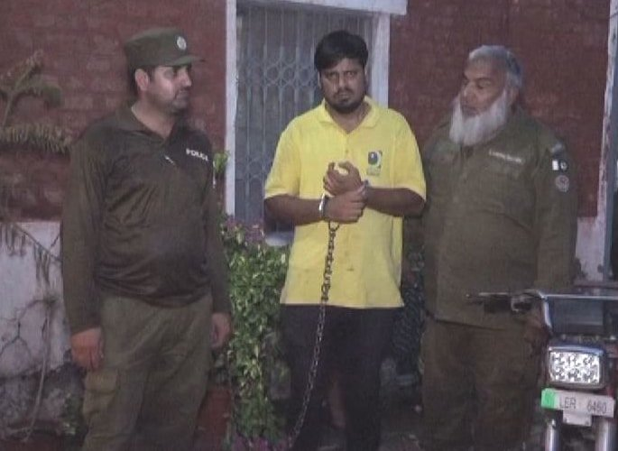 Lahore Man held for Indecent Exposure Video which went Viral