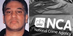 Leicester's Shashi Dhar Sahnan is on NCA's Most Wanted List