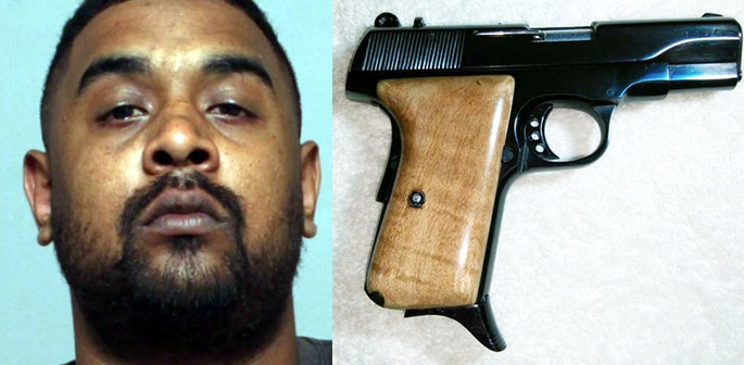 Man jailed for 'Toys R Us' Deal to Obtain a Modified Gun f