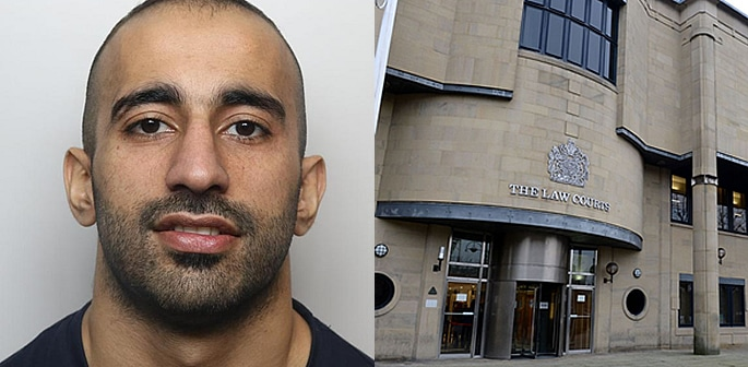 Man jailed for Wounding Ex-Partner Cooking at Her House f