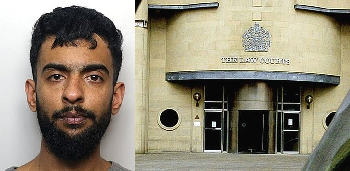 Man who Stole Knickers & Performed Sex Act in Street Jailed f