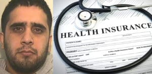 Man's Gang defraud Employer's Health Insurance Scheme f