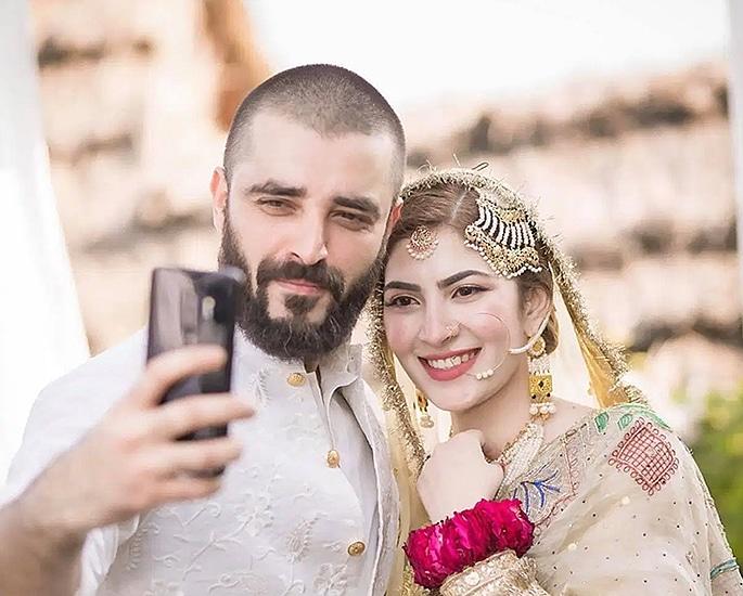 Naimal Khawar Khan hits Back at Criticism after Marriage 2
