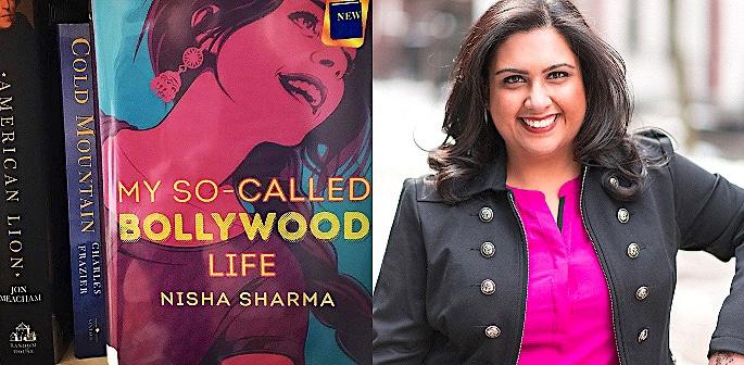 Nisha Sharma talks Writing Adult Romance & New Book f