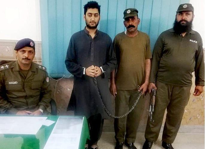Pakistani Couple confess to Sexualy Abusing 45 Girls - husband