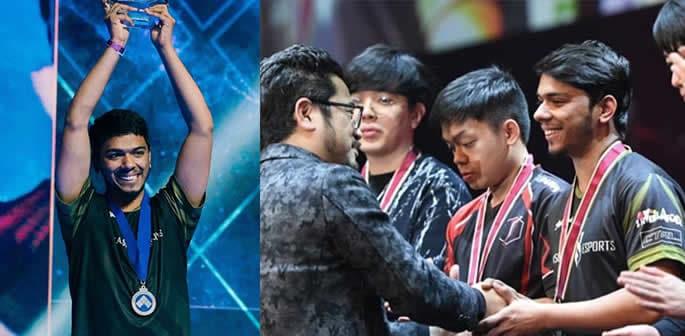 Pakistani Gamer wins title of World's Best 'Tekken 7' Player ft