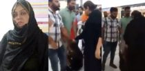Pakistani Lady beats Salesgirl in Mall for Not Having Mirror f