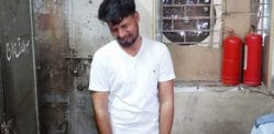 Pakistani Man in Burqa caught inside Girls Hostel