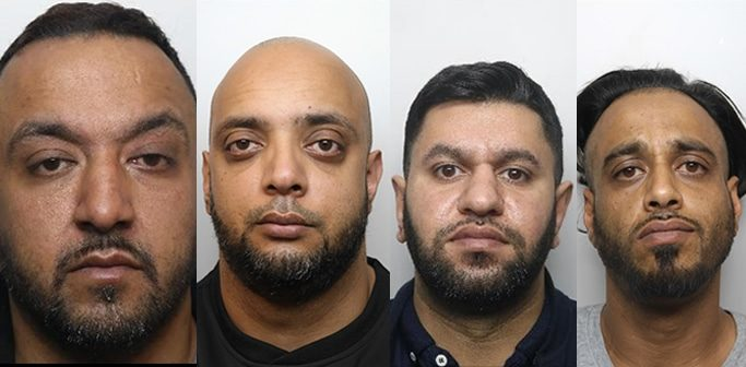 Six Men convicted for Child Sexual Abuse in Rotherham f