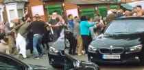 Street Brawl due to Family Feud results in Serious Injuries f